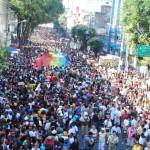 14ª Parada Gay da Bahia acontece neste domingo (13)