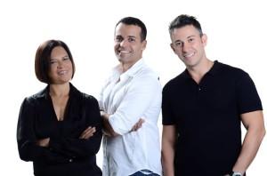 O projeto do trio formado pelos arquitetos Alex Galleti e André Figueredo e a decoradora Edelzuíta Alcântara.