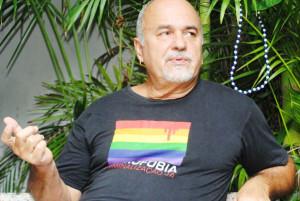 Luiz Mott encerra o circulo de debates nesta quinta feira (1)