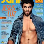 JesusLuz é capa da revista Junior