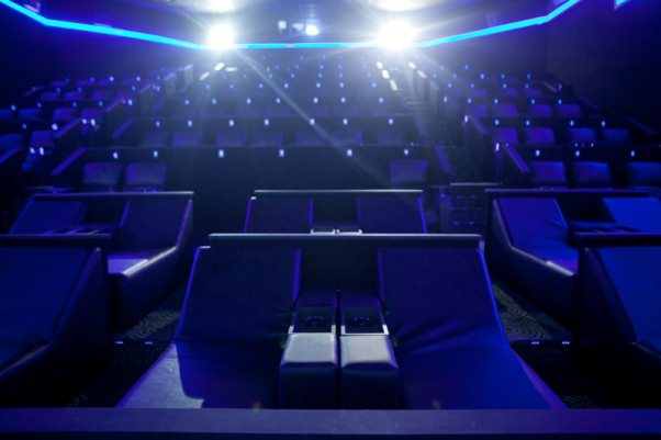 Cinema Do Barra Ter 225 Primeiras Salas De Lux De Cinema Da