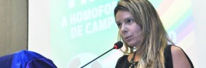 A defensora  Bethânia Ferreira  presença confirmada no evento