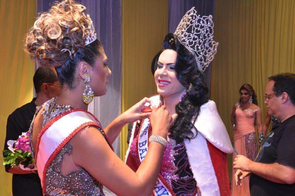 Melissa Kymboow Miss Bahia gay 2013