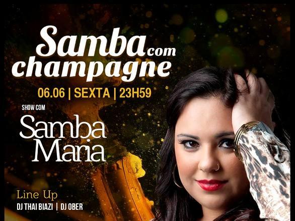 SambaComChampanhe
