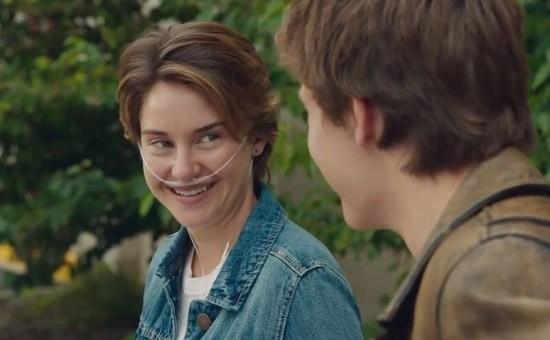 Shailene Woodley interpreta Esther em A Culpa É das Estrelas