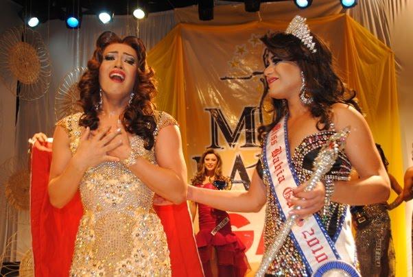 Mellane de Dosson Miss Bahia gay 2011