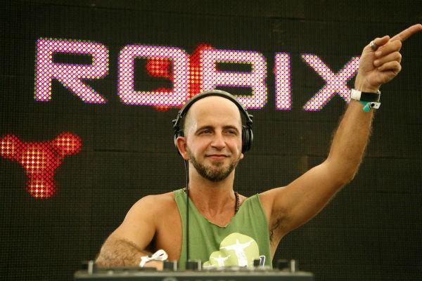 O DJ Robix desembarca do Rio de Janeiro para comandar o evento