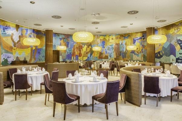 Sheraton da Bahia - 3. Restaurante - a. Genaro de Carvalho - 027
