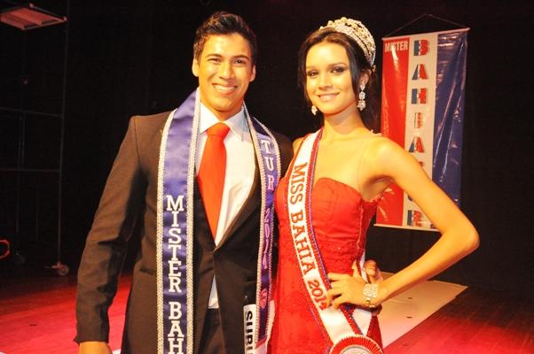 Anne Lima miss Bahia 2014 e o vencedor