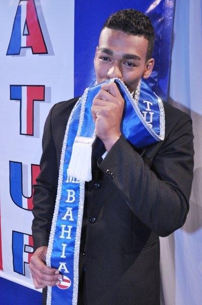 Jacson Santos venceu a edição de 2013