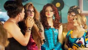 Carolina Vargas, Paula Lice, Mitta Lux, Valérie O'hara, Rainha Loulou
