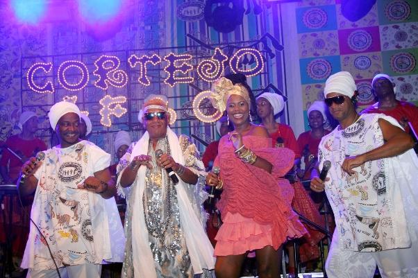 01Divulgação - Banda Cortejo Afro - Foto Edgar de Souza