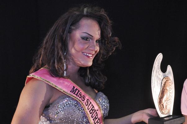 A Miss Subúrbio 2013 Ayana Vitória