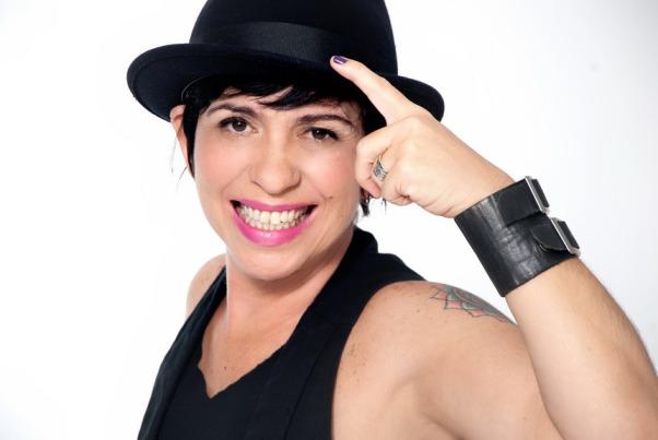 A estilista baiana Valeria Kaveski