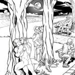 Escritor falar sobre projeto que reúne  ilustrações homoerótica e literatura