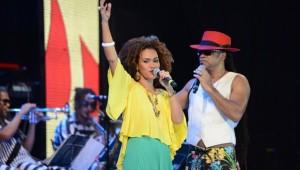 Carlinhos Brown e Mariene de Castro por Imas Pereira