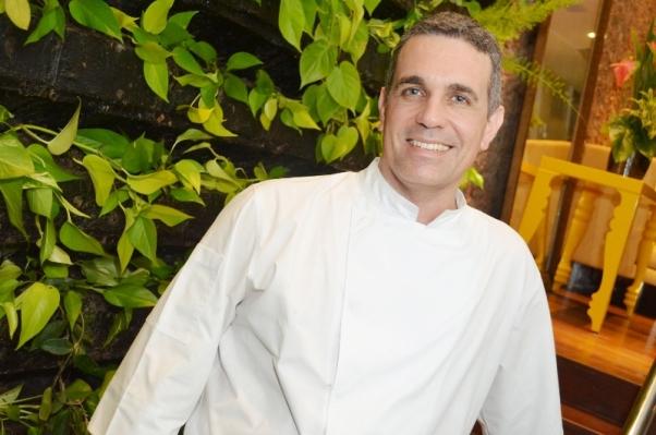O chef francês Marc Le Dantec /Fotos: Philipe Monção