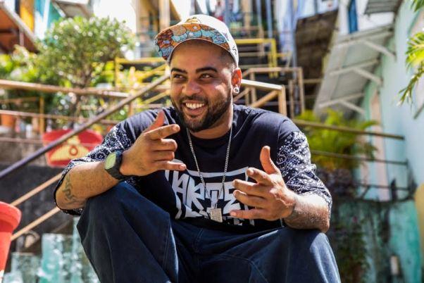 DaGanja participa do Conexão das Ruas, entre os eventos da agenda cultural do Pelô (Foto: Jardel Souza)