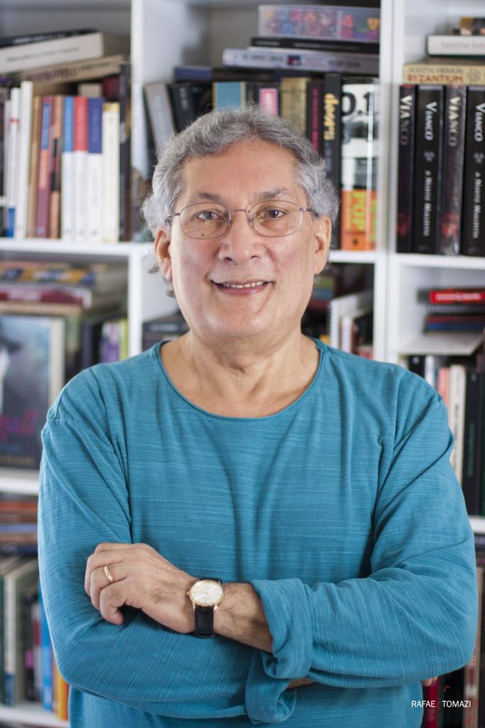 Salomão Laredo (Foto:  Rafael Tomazi/ Divulgação)