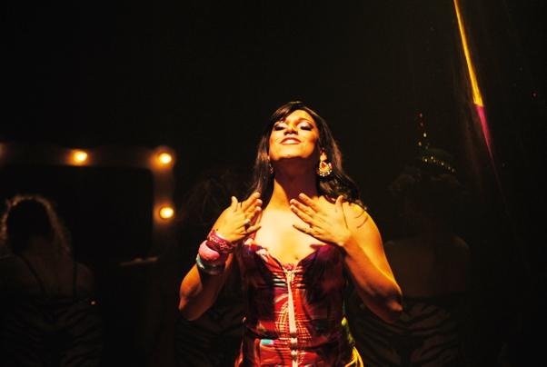 Scarleth Sangalo Sangalo promote super show /Foto: Genilson Coutinho