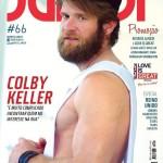 Nunca fiz programa, diz Colby Keller à JUNIOR