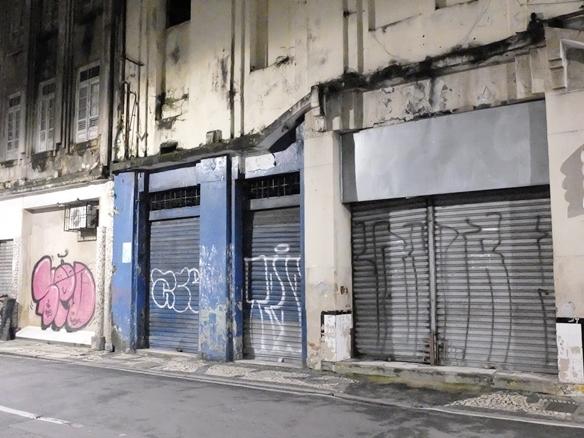 Fachada do antigo Astor (Foto: Genilson Coutinho )