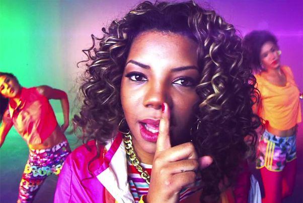 Ludmilla lança clipe da música Hoje