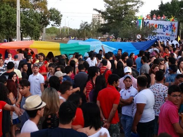 Passeata vai ser realizada no próximo domingo (5), em Palmas (Foto: João Guilherme Lobasz/G1)