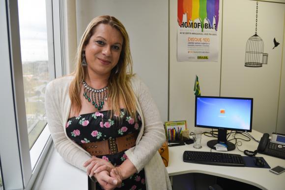 Symmy Larrat conta sua trajetória à Agência BrasilMarcello Casal Jr/Agência Brasil