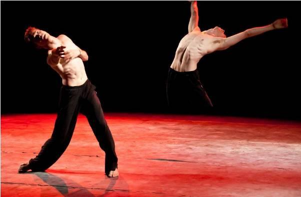 Filipe Monte Verde  - bailarino e coreógrafo