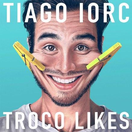 Tiago Iorc apresenta TROCO LIKES_Divulgação