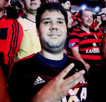 """""""O Flamengo é parte essencial do que eu sou"""", diz o torcedor"""