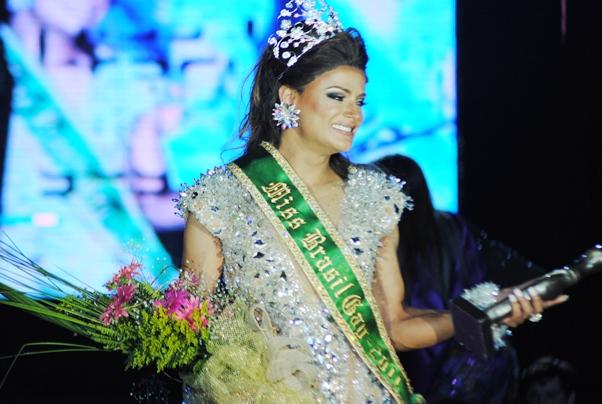 Raika Bittencourt Miss 2011 (Foto: Genilson Coutinho)