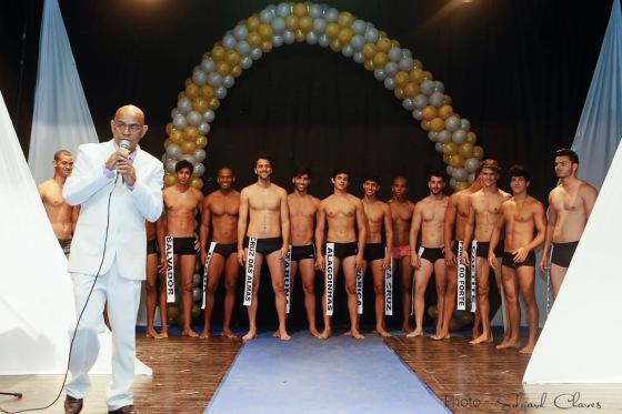 Mister Bahia 2014