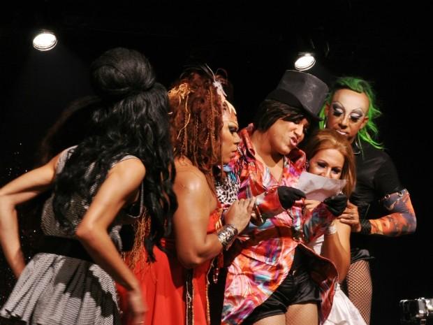 Espetáculo 'Soul Transformista' fica em cartaz de 28 a 5 de setembro (Foto: Genilson Coutinho/Divulgação)