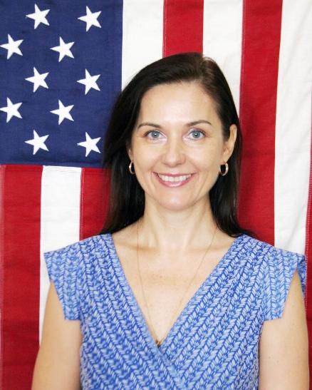 Beata Angelica (adida de Educação e Cultura do Consulado Geral dos EUA no Rio de Janeiro)
