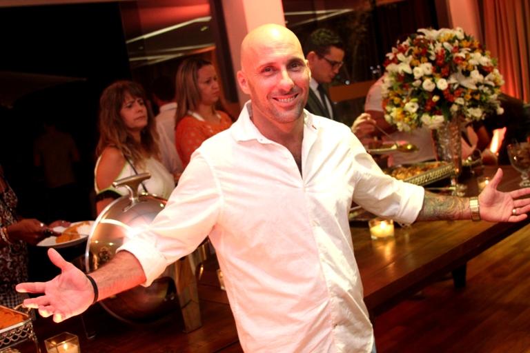 Chef Lucius Gaudenzi