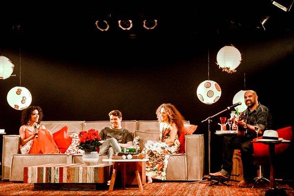 Encontro inédito sobre moda e comportamento com Julia Faria e Ana Cury, espetáculo musical 'Duas & Dois' e desfiles infantis serão realizados até 30 de setembro, durante a programação