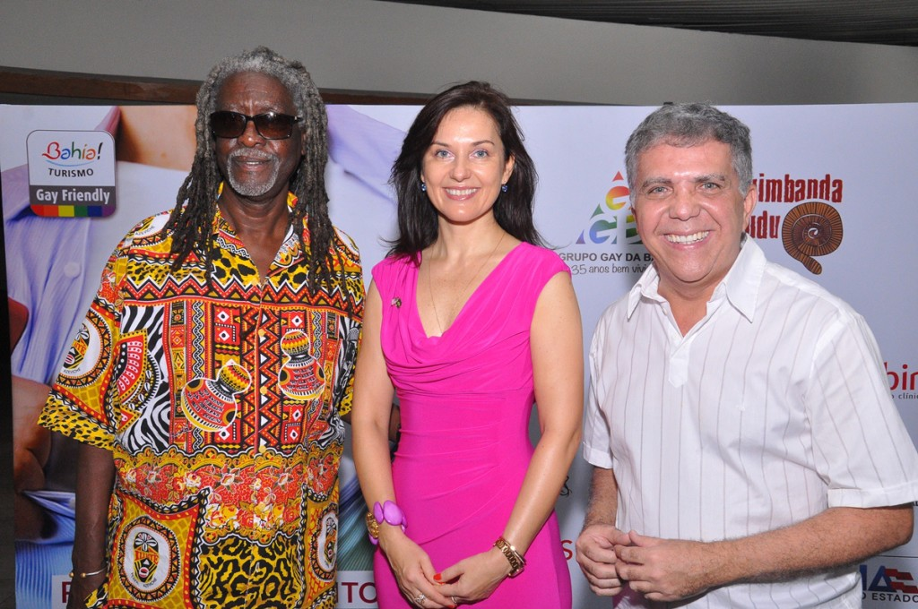 Vovô do Ilê, Beata Angélica e José Medrado