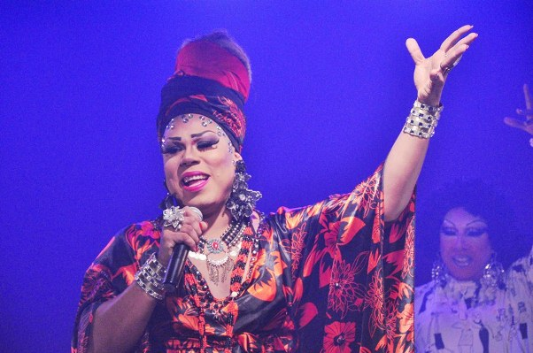 Valerie O'rarah é uma das estrelas do doc. (Foto: Genilson Coutinho)