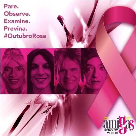 As meninas entram na luta contra o Câncer de Mama