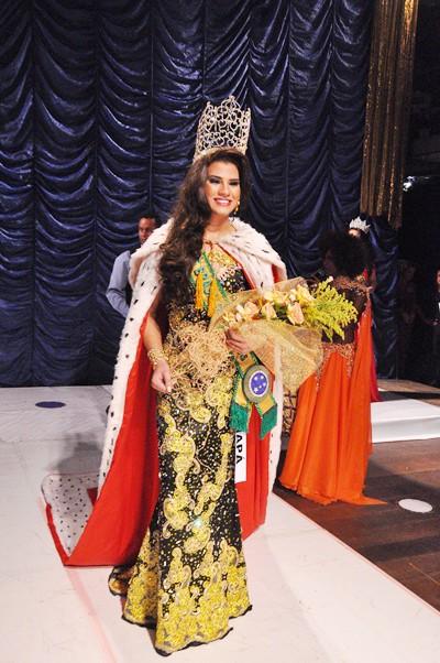Alice Pontes Miss Brasil gay versão Nordeste (Foto: Genilson Coutinho)