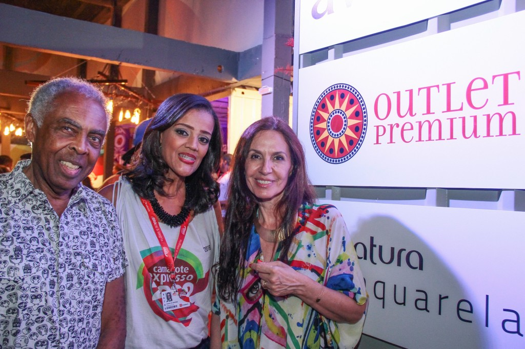 Gilberto Gil-Cinara Santana-Flora Gil