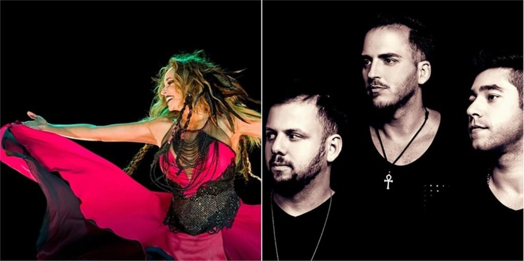 Daniela Mercury e os DJs do Hot Bullet fazem parte da programação do evento
