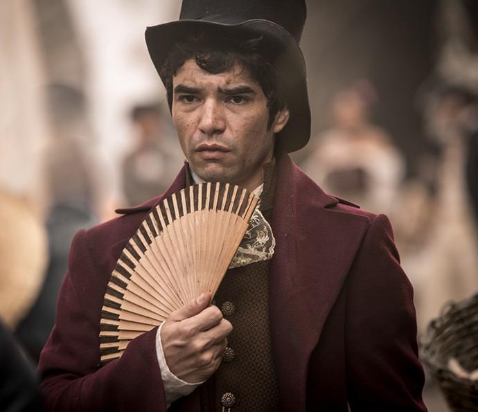 Caio Blat será André em 'Liberdade, Liberdade' (Foto: Fabiano Battaglin/Gshow)