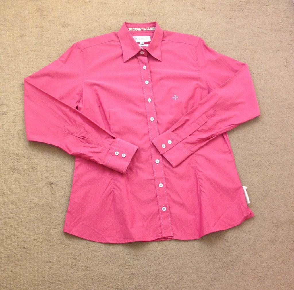 Camisa botão Dudalina