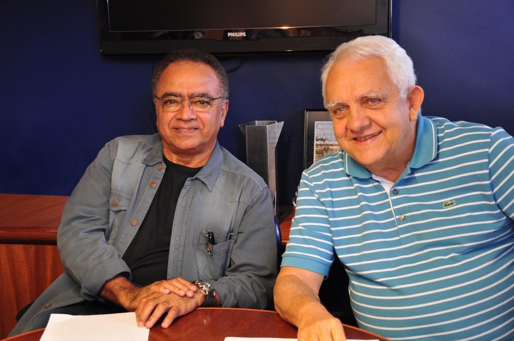 André Sá e Francisco Mota_Divulgação