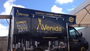 Avenida Food Truck - Instagram