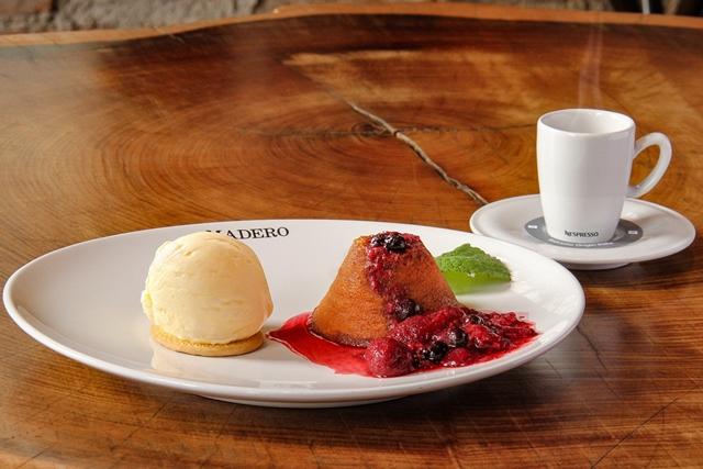 Petit Gâteau e Nespresso