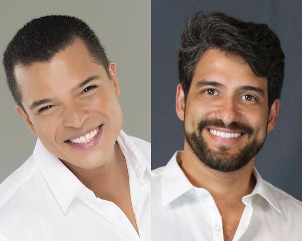 Adelmo Casé e Marcelo Timbó (Foto: Montagem/ Dois Terços)